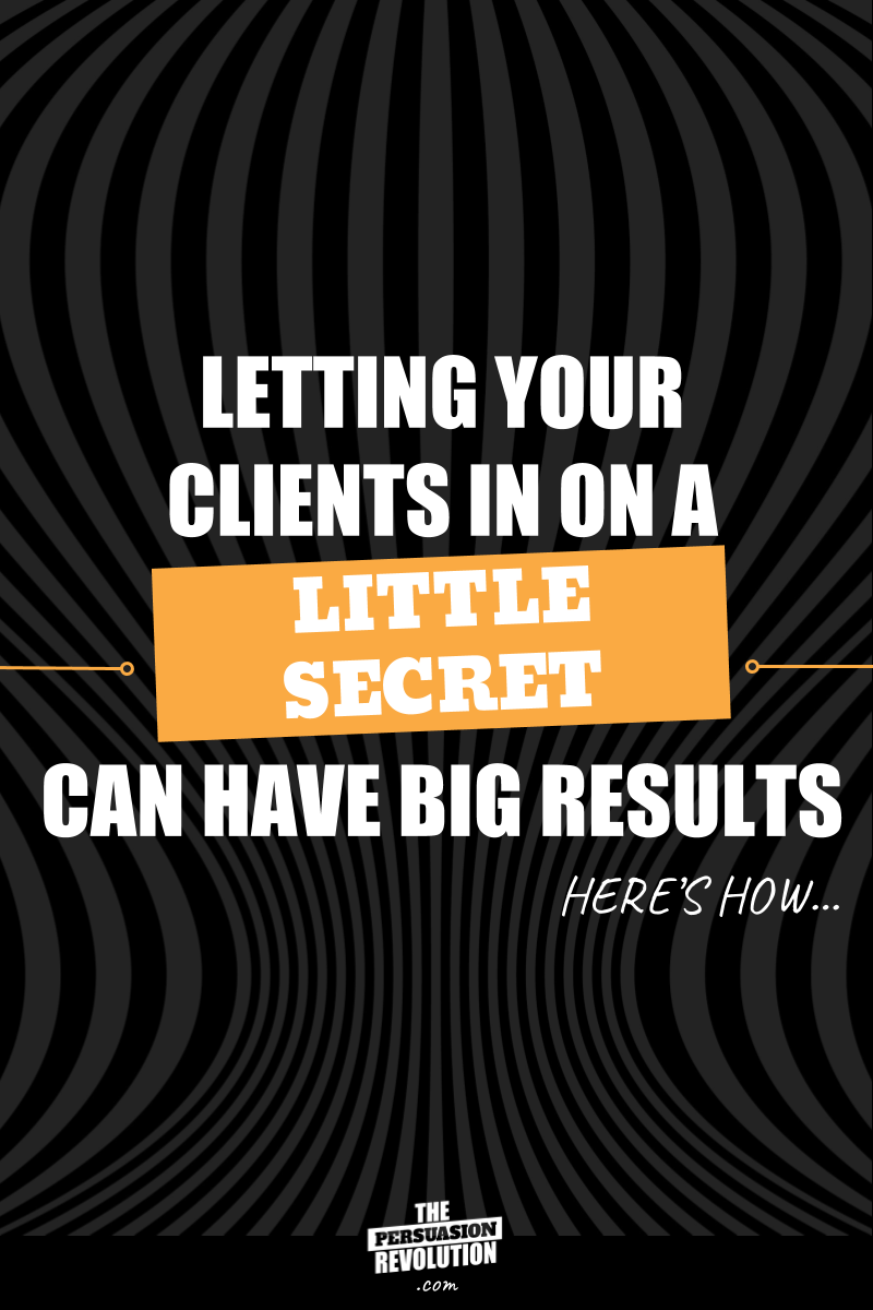 How Secrets can gain you instant influence #businesstips #clientservice #coachingbiz #onlinebusiness #biztips #entrepreneur #entrepreneurship