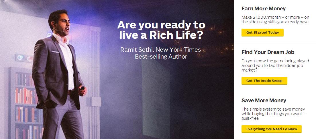 Establish Authority- Ramit S