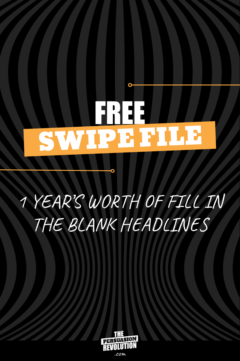 3 Rules for Writing Persuasive Headlines (Plus a swipe file!)
