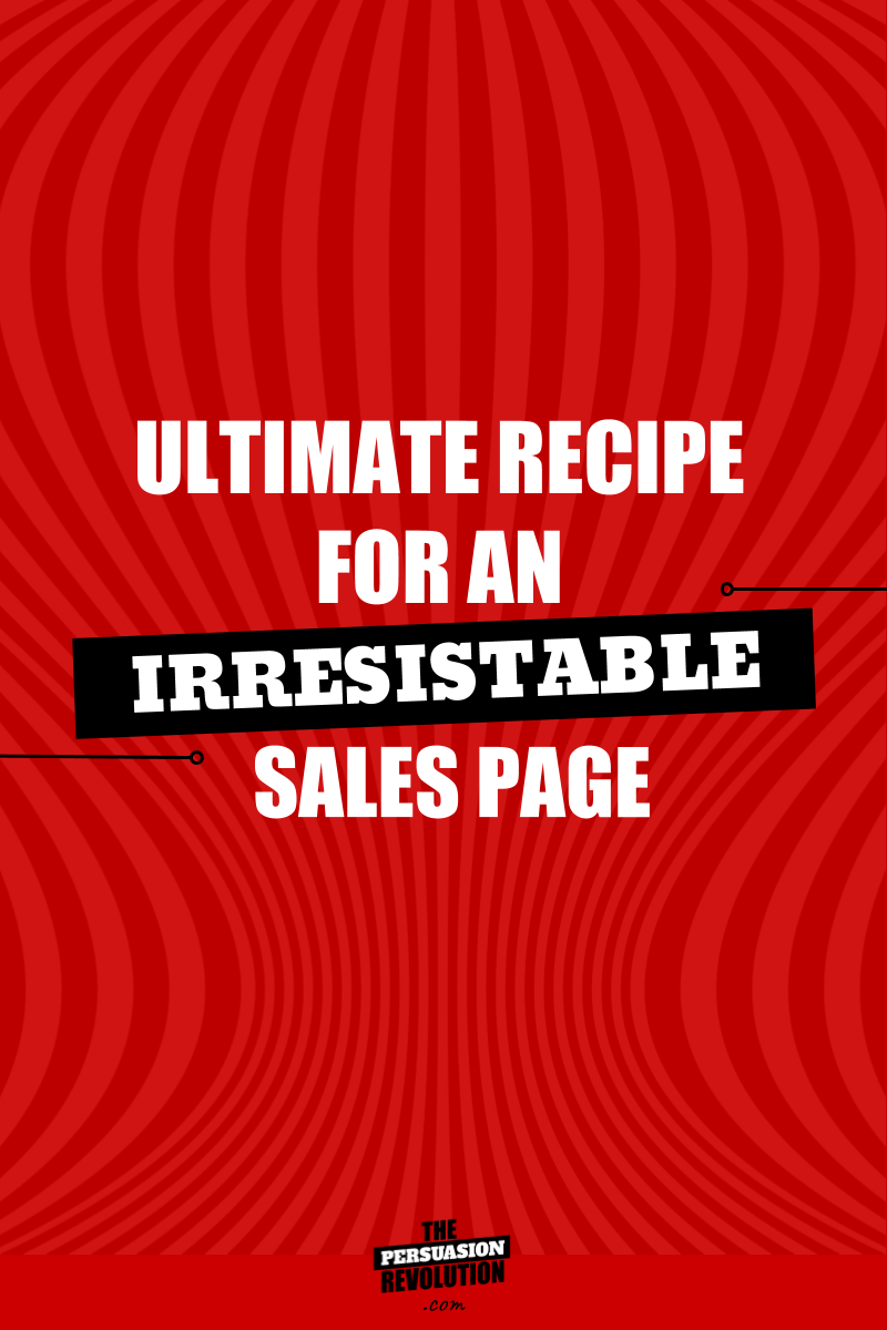 10 ingredients of sales pages that make people dream, drool, and buy