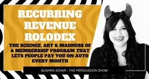 Recurring Revenue Rolodex