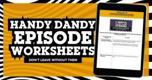 Handy dandy worksheet